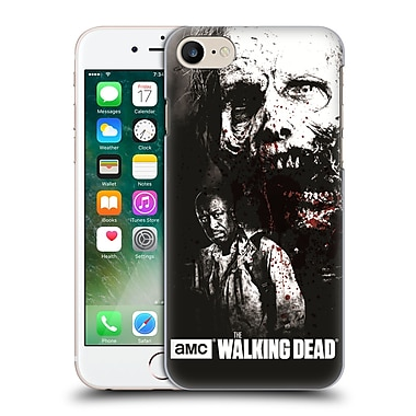 Official Amc The Walking Dead Gore Morgan And Lurker Hard Back Case For Apple Iphone 7