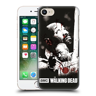 Official Amc The Walking Dead Gore Morgan Hard Back Case For Apple Iphone 7