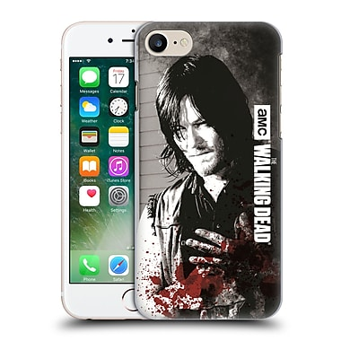Official Amc The Walking Dead Gore Wounded Hand Hard Back Case For Apple Iphone 7
