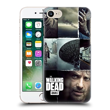 Official Amc The Walking Dead Logo Key Art Vertical Hard Back Case For Apple Iphone 7