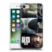 Official Amc The Walking Dead Logo Key Art Vertical Hard Back Case For Apple Iphone 7