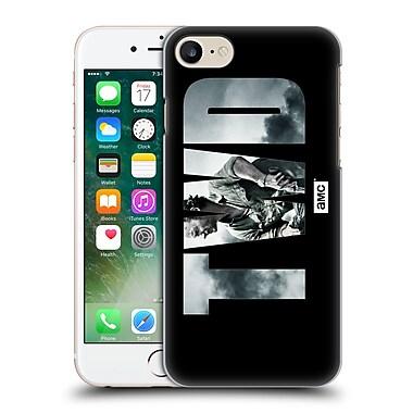 Official Amc The Walking Dead Logo Landscape Hard Back Case For Apple Iphone 7
