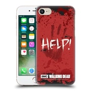 Official Amc The Walking Dead Quotes Help Hard Back Case For Apple Iphone 7