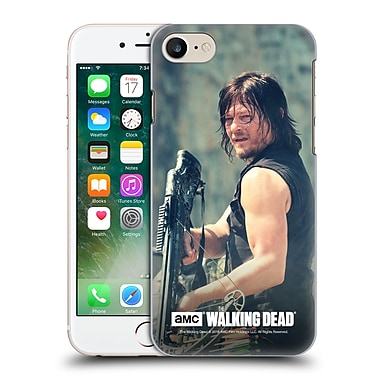 Official Amc The Walking Dead Daryl Dixon Archer Hard Back Case For Apple Iphone 7