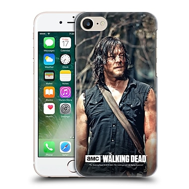Official Amc The Walking Dead Daryl Dixon Look Hard Back Case For Apple Iphone 7