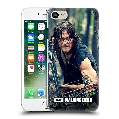 Official Amc The Walking Dead Daryl Dixon Lurk Hard Back Case For Apple Iphone 7