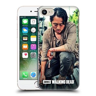 Official Amc The Walking Dead Glenn Rhee Bloody Hands Hard Back Case For Apple Iphone 7