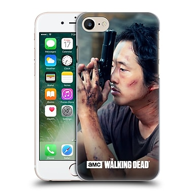 Official Amc The Walking Dead Glenn Rhee Deep In Thought Hard Back Case For Apple Iphone 7