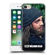 Official Amc The Walking Dead Jesus Profile Hard Back Case For Apple Iphone 7