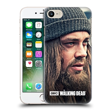 Official Amc The Walking Dead Jesus Staring Into Distance Hard Back Case For Apple Iphone 7