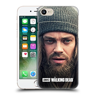 Official Amc The Walking Dead Jesus Thinking Hard Back Case For Apple Iphone 7