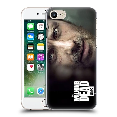 Official Amc The Walking Dead Key Art Rick Hard Back Case For Apple Iphone 7