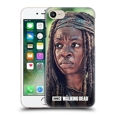 Official Amc The Walking Dead Michonne Face Hard Back Case For Apple Iphone 7