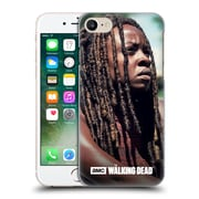 Official Amc The Walking Dead Michonne Profile Hard Back Case For Apple Iphone 7