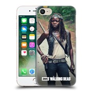 Official Amc The Walking Dead Michonne Stance Hard Back Case For Apple Iphone 7