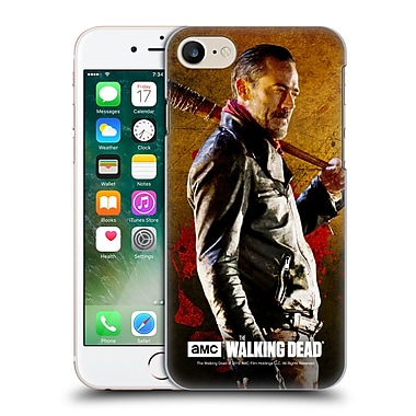 Official Amc The Walking Dead Negan Lucille 1 Hard Back Case For Apple Iphone 7