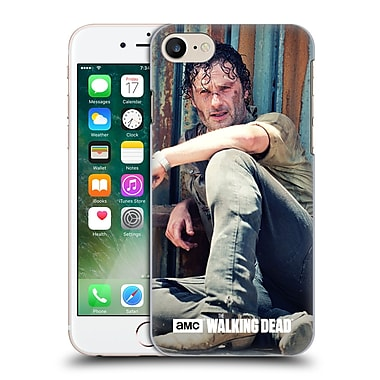 Official Amc The Walking Dead Rick Grimes On The Ground Hard Back Case For Apple Iphone 7