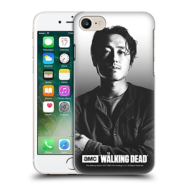 Official Amc The Walking Dead Filtered Portraits Glenn Hard Back Case For Apple Iphone 7