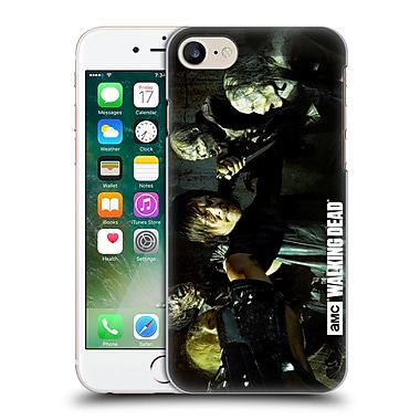 Official Amc The Walking Dead Walker Character Daryl Gun Hard Back Case For Apple Iphone 7