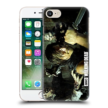 Official Amc The Walking Dead Walker Character Daryl Knife Hard Back Case For Apple Iphone 7