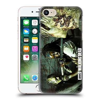 Official Amc The Walking Dead Walker Character Michonne Hard Back Case For Apple Iphone 7