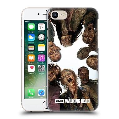 Official Amc The Walking Dead Walker Character Walker Group Hard Back Case For Apple Iphone 7