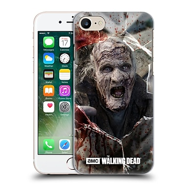 Official Amc The Walking Dead Walkers Hungry Hard Back Case For Apple Iphone 7