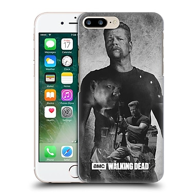 Official Amc The Walking Dead Exposure Abraham Hard Back Case For Apple Iphone 7 Plus