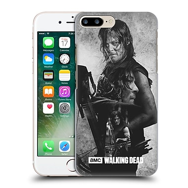 Official Amc The Walking Dead Exposure Daryl Hard Back Case For Apple Iphone 7 Plus