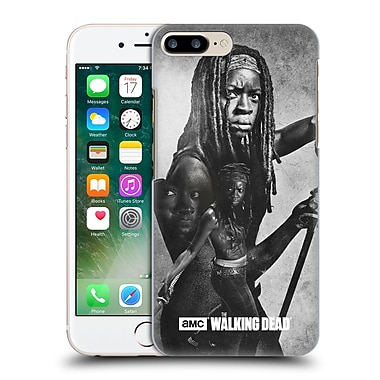 Official Amc The Walking Dead Exposure Michonne Hard Back Case For Apple Iphone 7 Plus