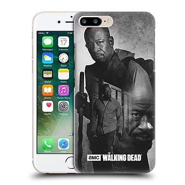 Official Amc The Walking Dead Exposure Morgan Hard Back Case For Apple Iphone 7 Plus