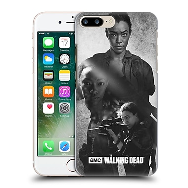 Official Amc The Walking Dead Exposure Sasha Hard Back Case For Apple Iphone 7 Plus
