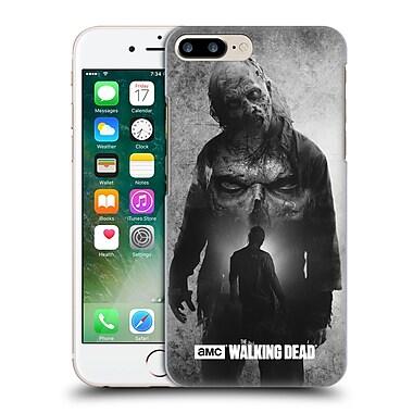 Official Amc The Walking Dead Exposure Walker Hard Back Case For Apple Iphone 7 Plus