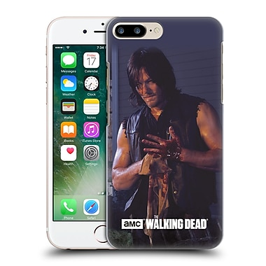 Official Amc The Walking Dead Filtered Characters Daryl Hard Back Case For Apple Iphone 7 Plus