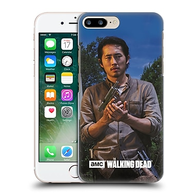 Official Amc The Walking Dead Filtered Characters Glenn Hard Back Case For Apple Iphone 7 Plus