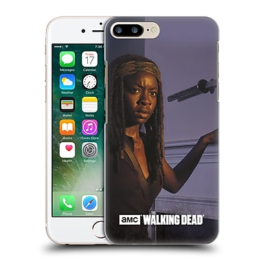 Official Amc The Walking Dead Filtered Characters Michonne Hard Back Case For Apple Iphone 7 Plus