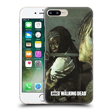 Official Amc The Walking Dead Filtered Characters Michonne Katana Hard Back Case For Apple Iphone 7 Plus