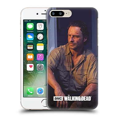 Official Amc The Walking Dead Filtered Characters Rick Hard Back Case For Apple Iphone 7 Plus