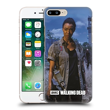 Official Amc The Walking Dead Filtered Characters Sasha Hard Back Case For Apple Iphone 7 Plus