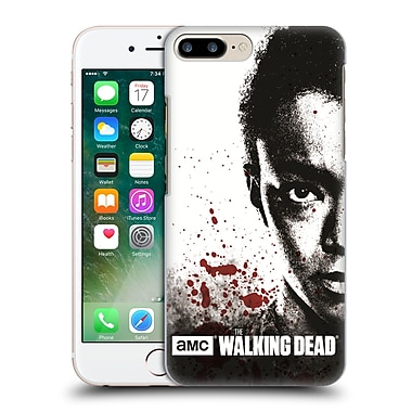 Official Amc The Walking Dead Gore Half Face Sasha Hard Back Case For Apple Iphone 7 Plus