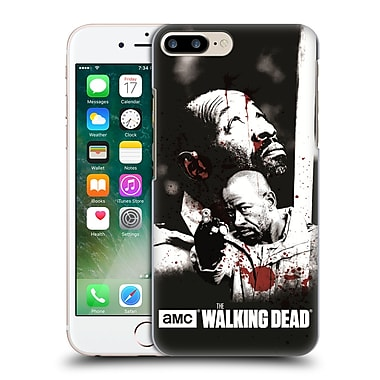 Official Amc The Walking Dead Gore Morgan Hard Back Case For Apple Iphone 7 Plus