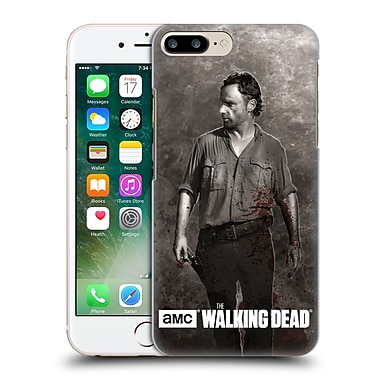 Official Amc The Walking Dead Gore Rick Grimes Hard Back Case For Apple Iphone 7 Plus