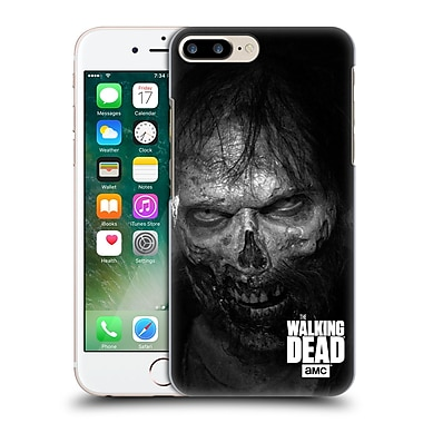 Official Amc The Walking Dead Logo Stare Hard Back Case For Apple Iphone 7 Plus