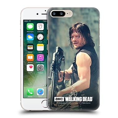 Official Amc The Walking Dead Daryl Dixon Archer Hard Back Case For Apple Iphone 7 Plus