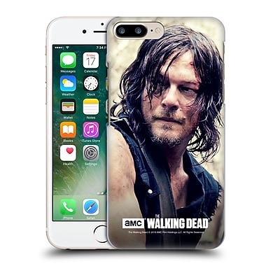 Official Amc The Walking Dead Daryl Dixon Half Body Hard Back Case For Apple Iphone 7 Plus