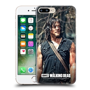 Official Amc The Walking Dead Daryl Dixon Look Hard Back Case For Apple Iphone 7 Plus