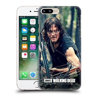 Official Amc The Walking Dead Daryl Dixon Lurk Hard Back Case For Apple Iphone 7 Plus