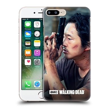 Official Amc The Walking Dead Glenn Rhee Deep In Thought Hard Back Case For Apple Iphone 7 Plus