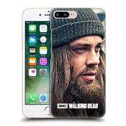 Official Amc The Walking Dead Jesus Staring Into Distance Hard Back Case For Apple Iphone 7 Plus