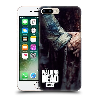 Official Amc The Walking Dead Key Art Hold Hands Hard Back Case For Apple Iphone 7 Plus